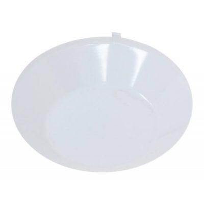 Ventline Lens Cover Light Bathroom Ceiling Exhaust Fan White Plastic R Amp G Supply Inc