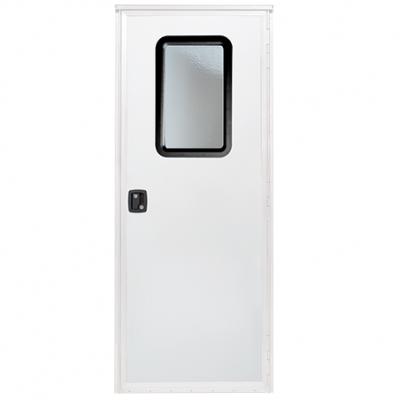 """Dexter"" RV Doors with Square Corners"