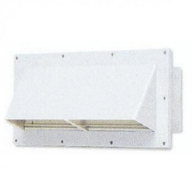 Ventline Sidewall Exhaust Fan For 3 4 Wall White