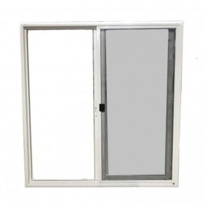 Kinro 72 X 76 Patio Door White Vinyl Frame Panel