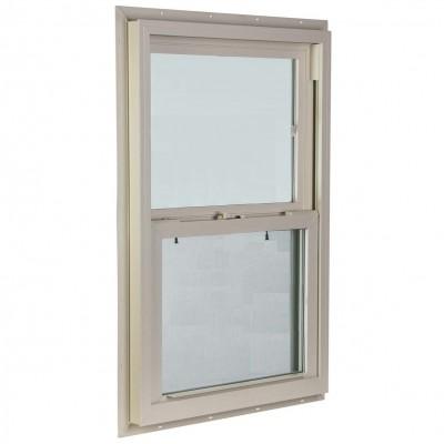 Vinyl Exterior Windows